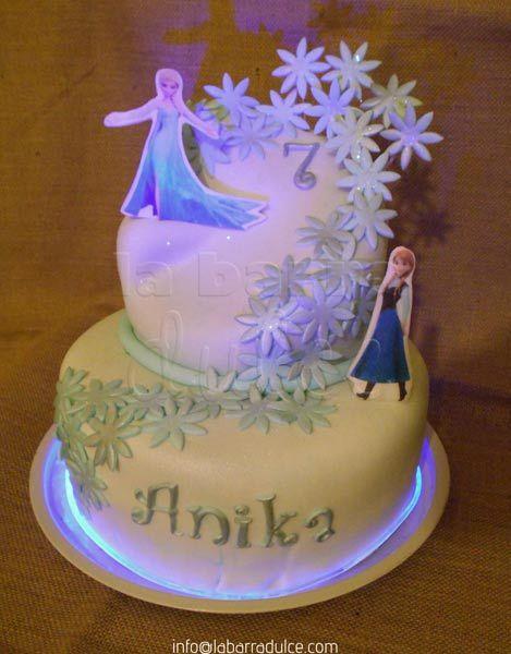 Pastel Frozen FROZEN cake party Congelados Disney ...