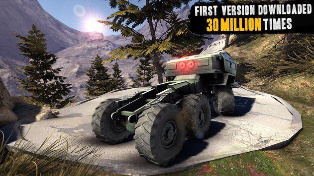 Truck Evolution : Offroad 2 Mod Apk Download (Unlimited Money