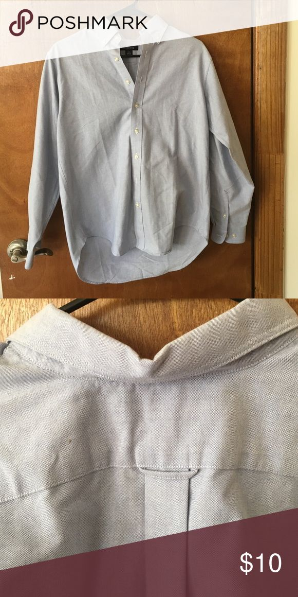 Light Chambray Boy's Dress Shirt Excellent condition boys dress shirt Lands' End Shirts & Tops Button Down Shirts