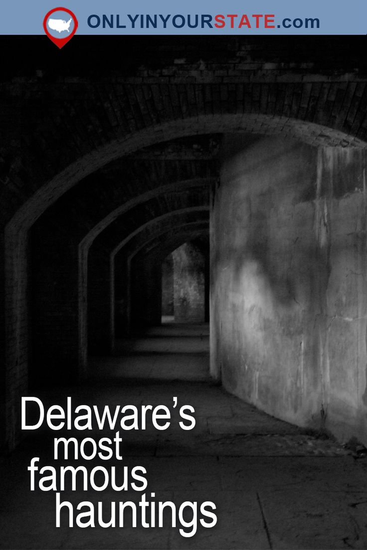 Travel | Delaware | Attractions | East Coast | Scary | Ghost Stories | Paranormal Activity | Urban Exploring | Ghost Hunters | Creepy | Haunted US | Real Haunted Places | Haunted Delaware | Spooky | Fort Delaware | Haunted Hotels | Places To Stay | Real Haunted House | State Parks | Haunted Bridge | Haunted Woods | Ghosts | Famous Hauntings
