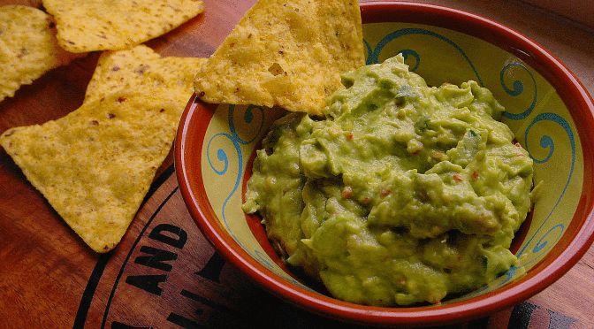Guacamole LoveMyFood.nl - Passie voor koken