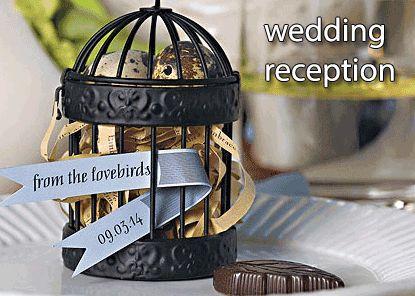 Wedding Receptions: Brunch Morning Wedding Reception