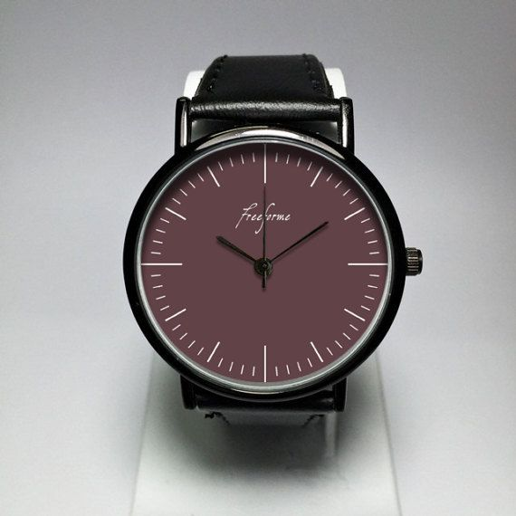 Watches for Men, Watches for Women, Unique Mens Watches, Gift for Him, Valentines Gift, Boyfriend Gift, Leather Watch, Wrist Watch, Custom *Images are dial design are owned by Freeforme Ships Worldwide Type: Quartz Wrist Size: Adjustable from 17 cm to 21 cm (6.69 inches to 8.26 inches) Display: Analog Dial Window Material: Glass Case Material: Metal Case Color : Black Case Diameter: 3.8 cm (1.49 inches) Case Thickness: 0.7 cm (0.27 inches) Band Material: quality synthetic leather and…