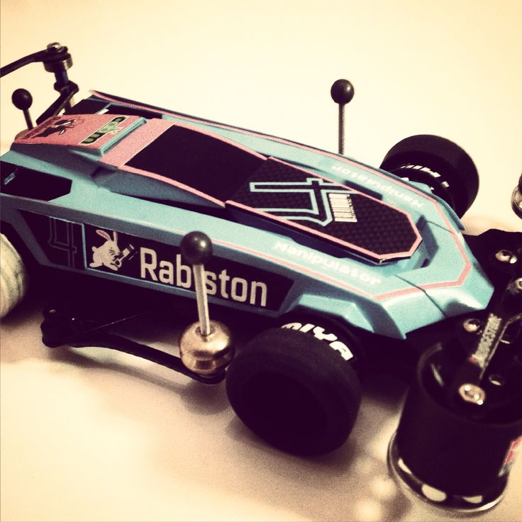 Mini 4WD SuperXX