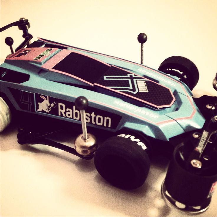 Mini 4WD SuperXX