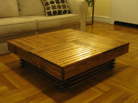 japanese inspired coffee table on etsy, i am so in love with this!