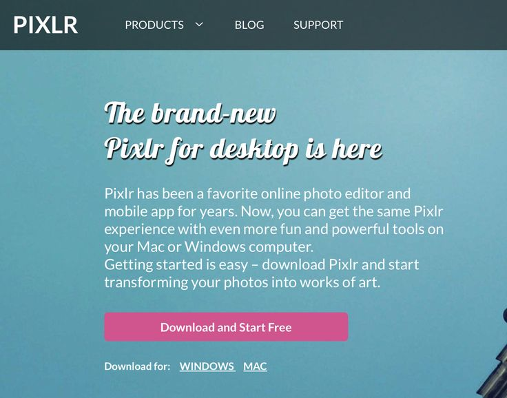 desktop is here and FREE Pixlr has been a favorite online photo editor ...