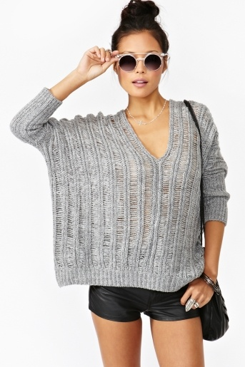 Haze Knit from Nastygal Perfect for Fall