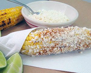 Oaxacan Street Corn (Elotes) http://food.mamiverse.com/oaxacan-street-corn-elotes-7265/  #mamiverse #foodmami