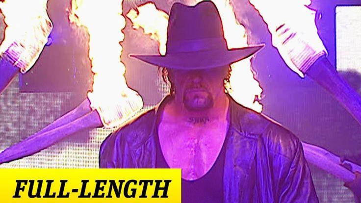 The Undertaker's WrestleMania XX Entrance - YouTube