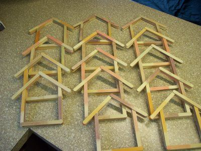 Stations of the Cross craft for Lent