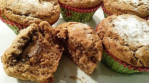 Erdnussbutter - Nutella - Muffins (Rezept mit Bild) | Chefkoch.de