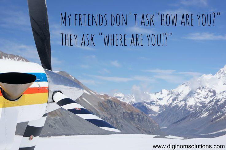 How are you or where are you? Digital nomads know ;) #diginomsolutions #digitalnomad #locationindependent #locationindependence #nomad #travelbug #travelwork #remotework #nomadlife #worklife #newzealand #freelance #freelancer