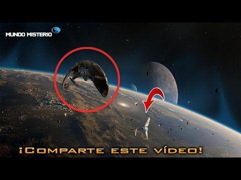 LA NASA REVELA INCREÍBLE VIDEO DE OVNIS Y ALIENÍGENAS EN EL ESPACIO - Ovnis reales 2016, Ovnis 2016 - YouTube