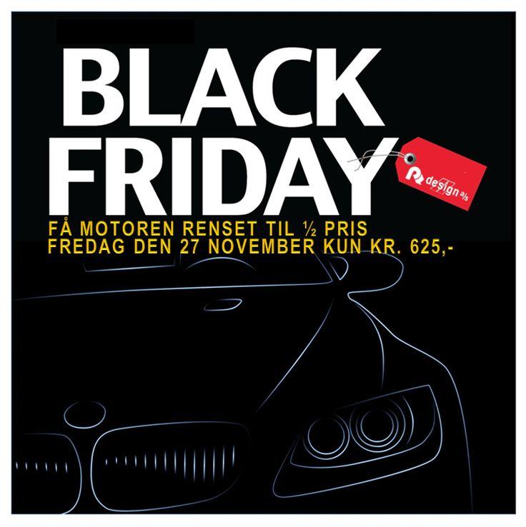 PR Design - Black Friday
