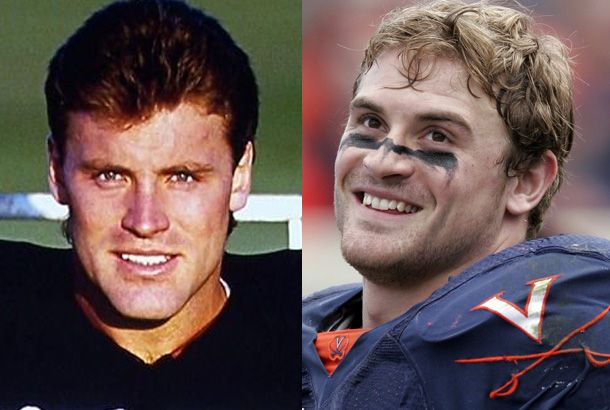 NFL Families~ Howie & son Chris Long | Football ...