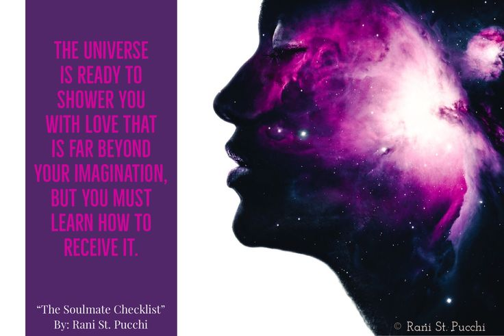 """The Universe is ready to shower you with love that is far beyond your imagination, but you must learn how to receive it. """"Soulmate Checklist"""" is Available to purchase on Amazon! Just click the link below 👇🏻👇🏻👇🏻   https://www.amazon.com/dp/0997697768/ref=sr_1_1?s=books&ie=UTF8&qid=1480513915&sr=1-1&keywords=9780997697766&utm_content=buffer09ea7&utm_medium=social&utm_source=pinterest.com&utm_campaign=buffer"""