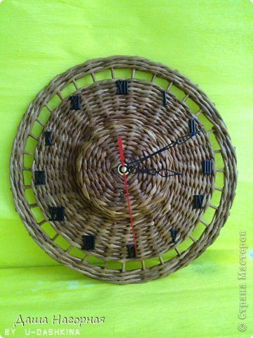 Artigianato prodotto Weave Oh, e succhiò mi tessitura carta da giornale tubi di carta 14 foto