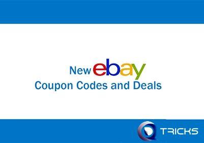eBay Promo Codes & Coupon Codes April 2015 - http://www.qdtricks.com/ebay-promo-discount-coupon-codes/