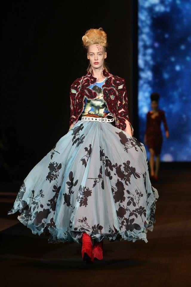 Vivienne Westwood at HKTDC Hong Kong Fashion week