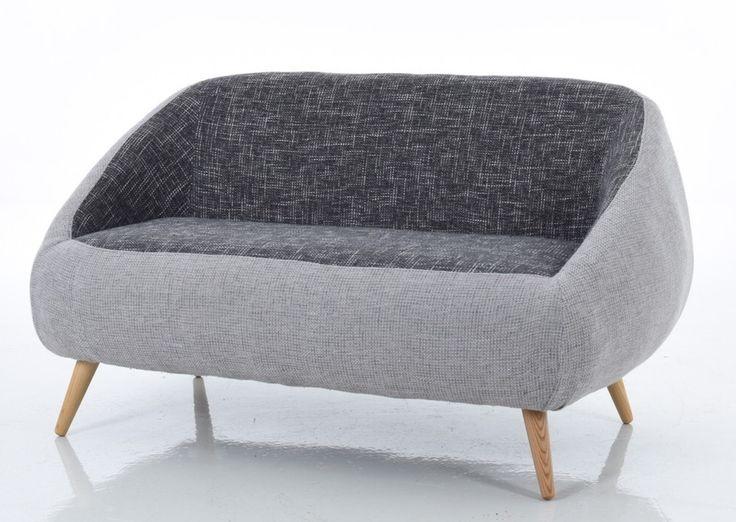 Mueble Design Muebles de diseño - outlet muebles de diseño - Sofa Nordico Outlet 2 plazas