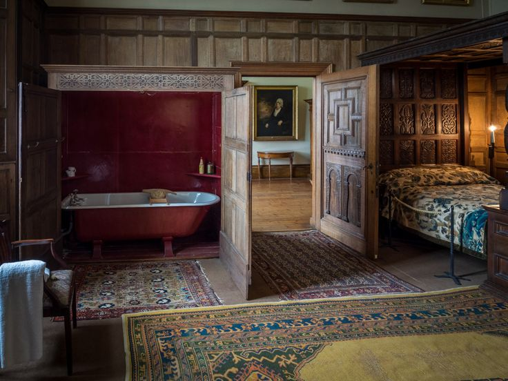 1000 Images About English Interiors Of Castles And