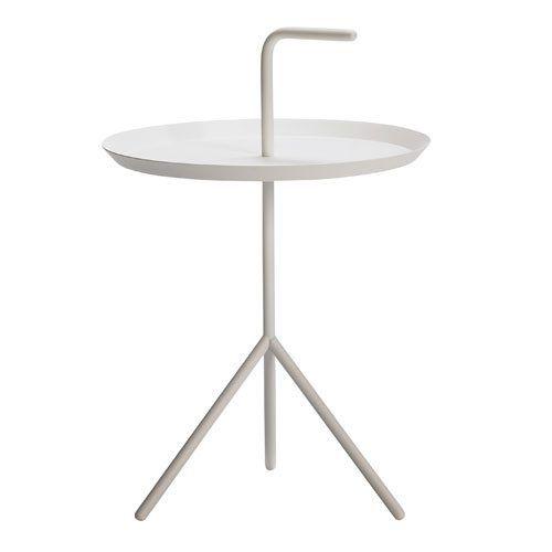 Don't leave me bord, vit i gruppen Möbler / Bord / Sidobord & Småbord hos RUM21.se (101130)