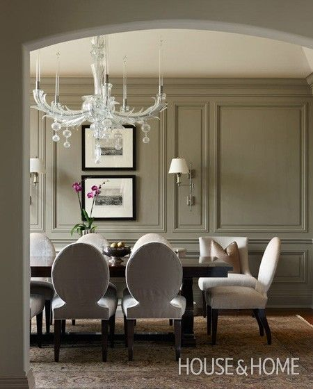 bedrooms with paneled moulding - Google Search