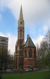 Welcome to St Mary Magdalene Church (Paddington)