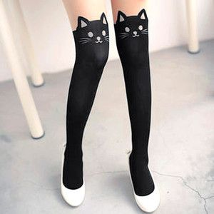 Accessoires > Collants Chat Kawaii Neko - Mode japonaise | Mikatani : the…