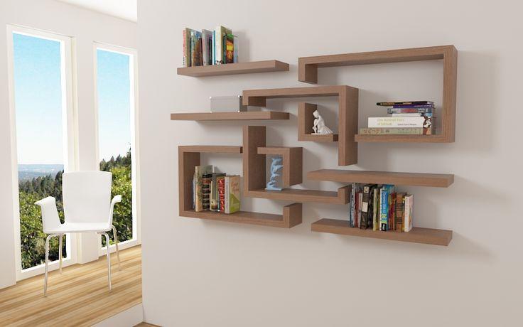 Absolute Unique shelves from Novo Quadratum  www.novoq.eu
