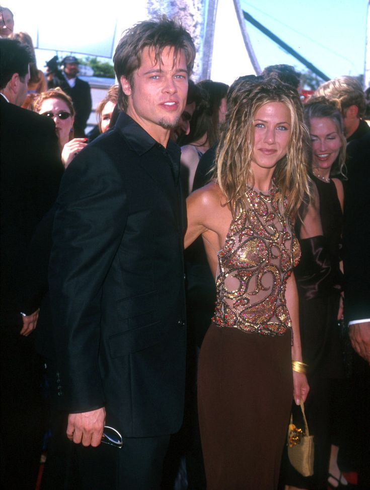 Brad Pitt and Jennifer Aniston were just one of those iconic Hollywood couples.