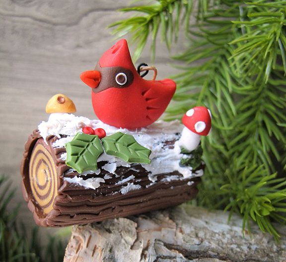 Polymer Clay Christmas Ornament: 25+ Best Ideas About Polymer Clay Christmas On Pinterest