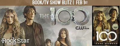 Book-o-Craze: BOOK/TV SHOW BLITZ | The 100 by Kass Morgan