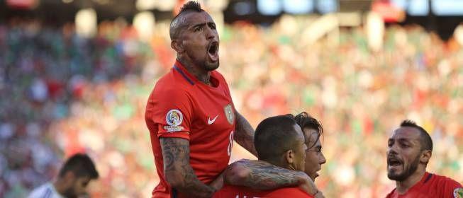 Mexico cae 7-0 ante Chile y se despide de la Copa América | A Son De Salsa