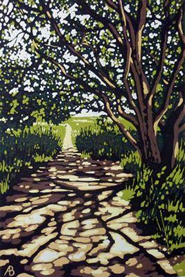 Alexandra Buckle: Snape Maltings Walk