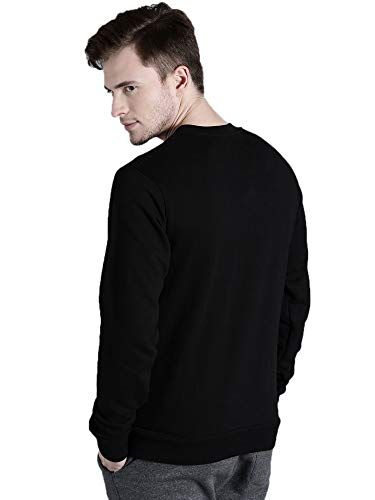 f3b666e842 Leotude Sweatshirts for Men Black | Winterwear Clothing and Accessories Men  Sweatshirts and Hoodies | Best news and deals!