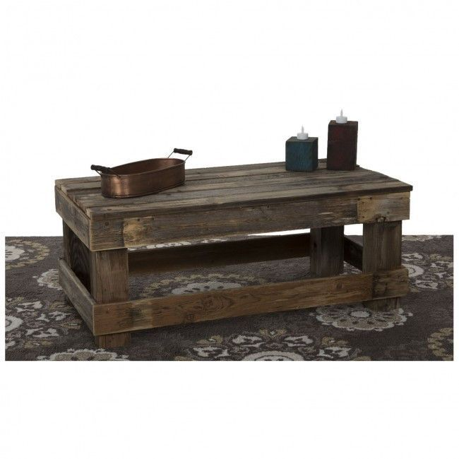 barnwood coffee table barnwood craft ideas pinterest barnwood rh pinterest com