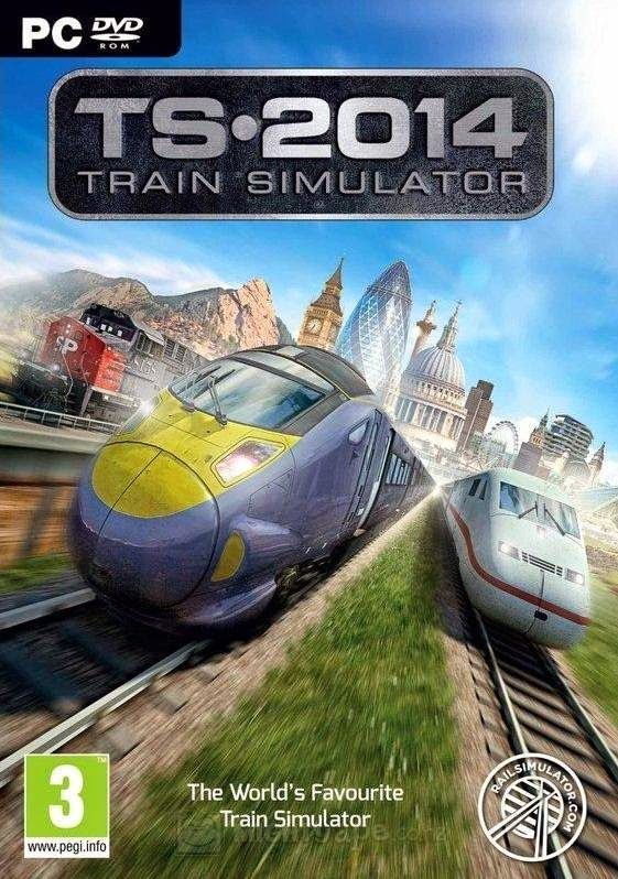 Train Simulator 2014 Game Free Download
