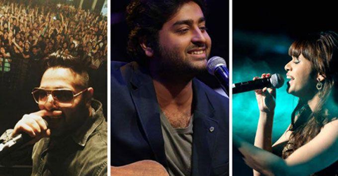 We Cant Wait To See Arijit Singh Badshah & Shalmali Kholgade At Asias Largest Bollywood Music Festival!