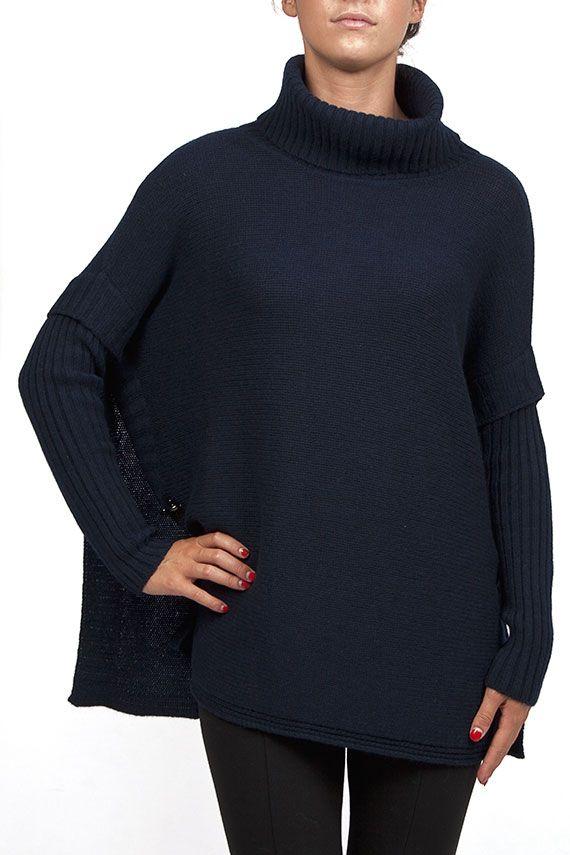 Groppetti Luxurystore MANTELLA COLLO ALTO - Abbigliamento - Donna  #fay #woman