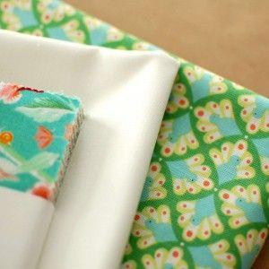 Birds & Berries Quilt Kit Leaf - Warp & Weft | Exquisite Textiles