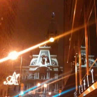 Lights of City Hall