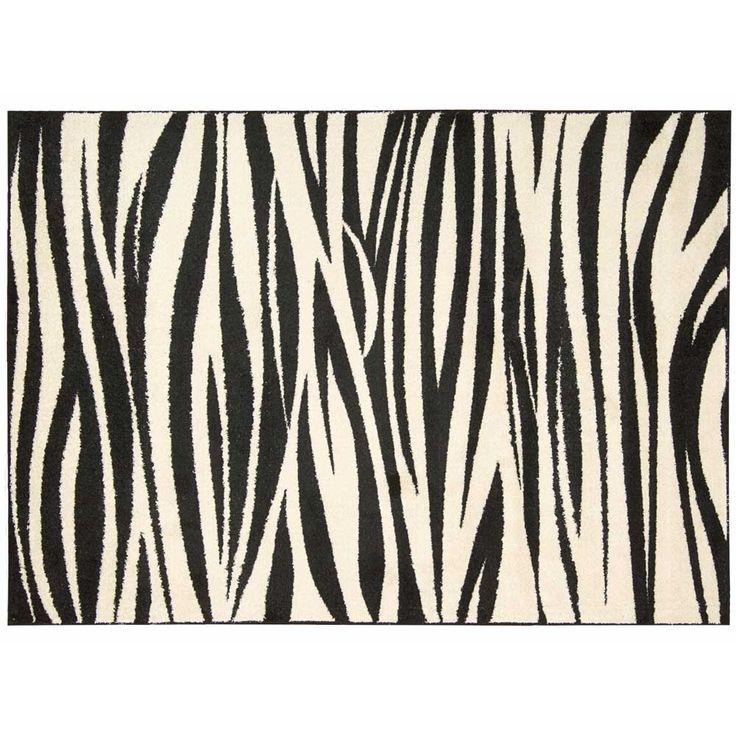 Zebra 5 X 7 Area Rug | Dorm Room Decor | OCM.com Part 62