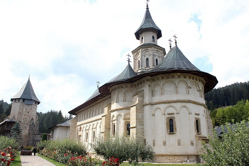 Sihăstria Putnei Monastery - Putna, Jud. Suceava, Romania