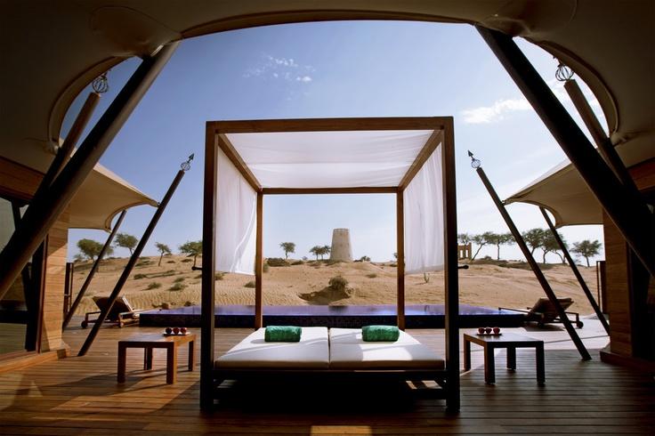 Al Khaimah Tented Pool Villa in Banyan Tree Al Wadi - Ras Al Khaimah UAE
