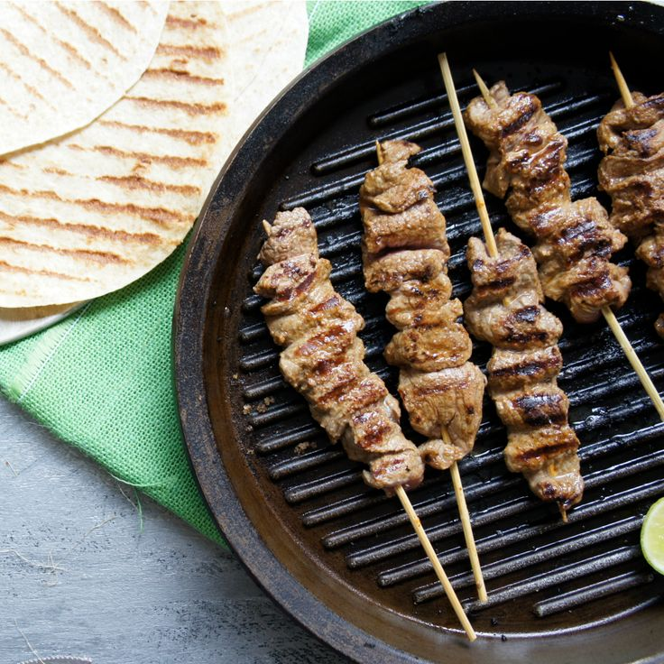 You must try these succulent Brazilian Beef Kebabs by grooies.