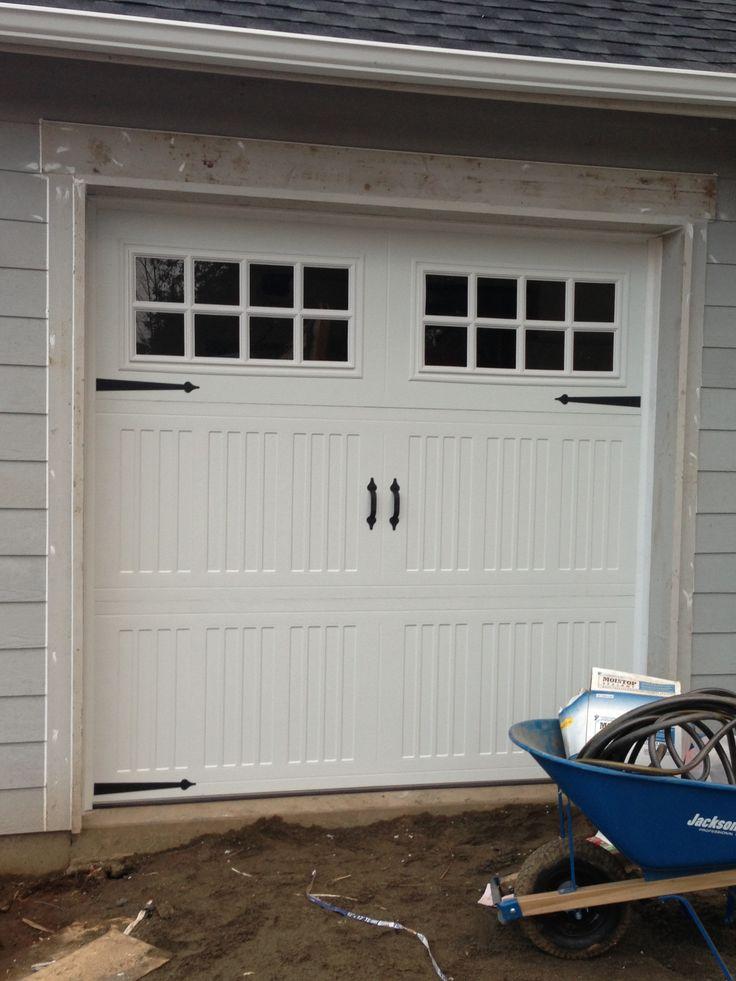 Single garage door home pinterest for Single garage