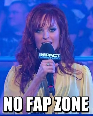 What's up with all the coverins?    #wrestling  #tna  #impact  #christy #hemme