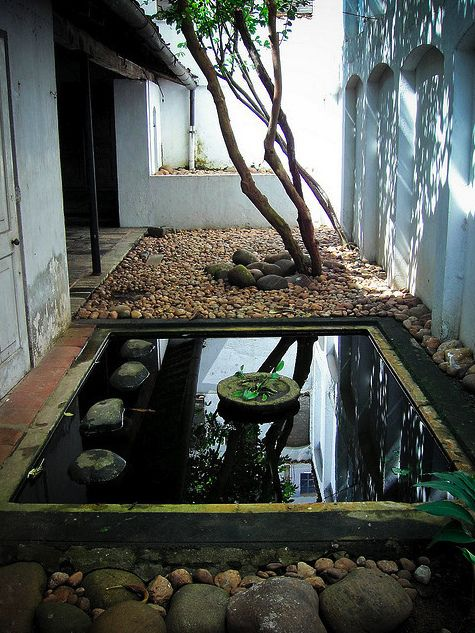 Japanese Garden Design Zen Courtyards